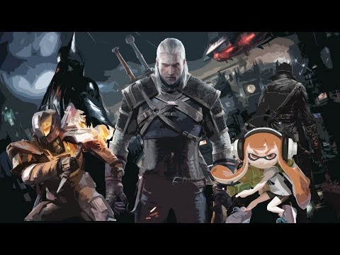 Top 10 - Los Mejores Videojuegos Del 2015 (Parte 2)
