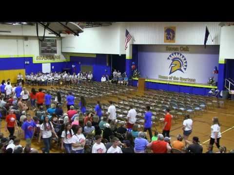 Seven Oak 8th Grade Celebration