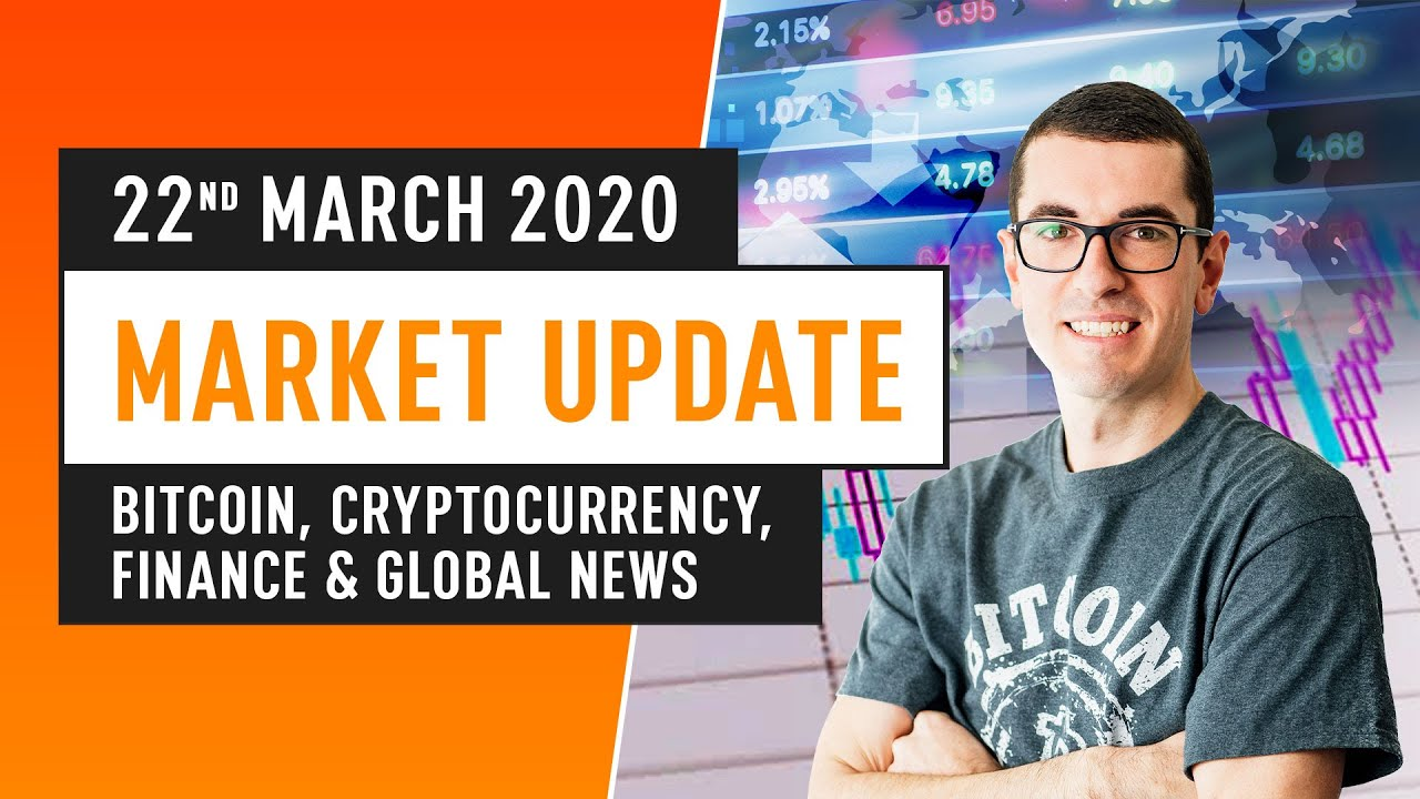 🎬 Nugget's News: Bitcoin, Cryptocurrency, Finance & Global News - March 22nd 2020