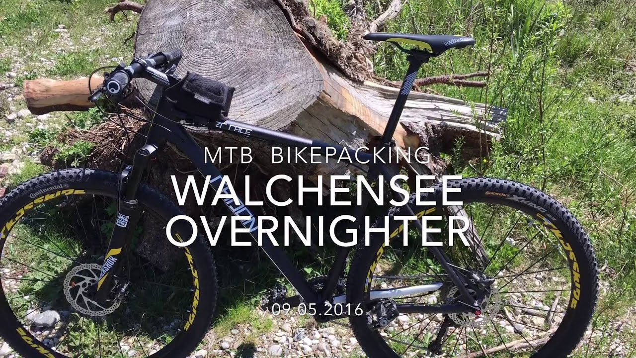 MTB Bikepacking Overnighter