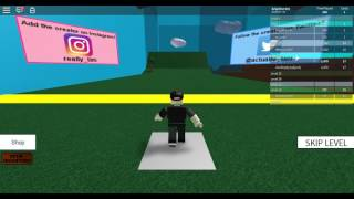 Roblox: Speed run 4 level 1 (Part one)
