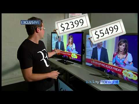 Kogan On Today Tonight: Kogan Declares LED TV Price War (13/8/2010)