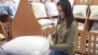 видео Какой наполнитель для подушки лучший.. Обсуждение на LiveInternet