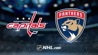 Ovechkin's milestone night leads Caps past Panthers