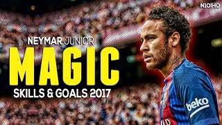 Neymar ● La Liga/Liga BBVA 2016-2017 ● Crazy Skills x Goals x Assists ● 2017 HD