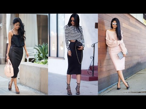 Pencil Skirt for Every Occasion - Classic and Casual Outfit Ideas