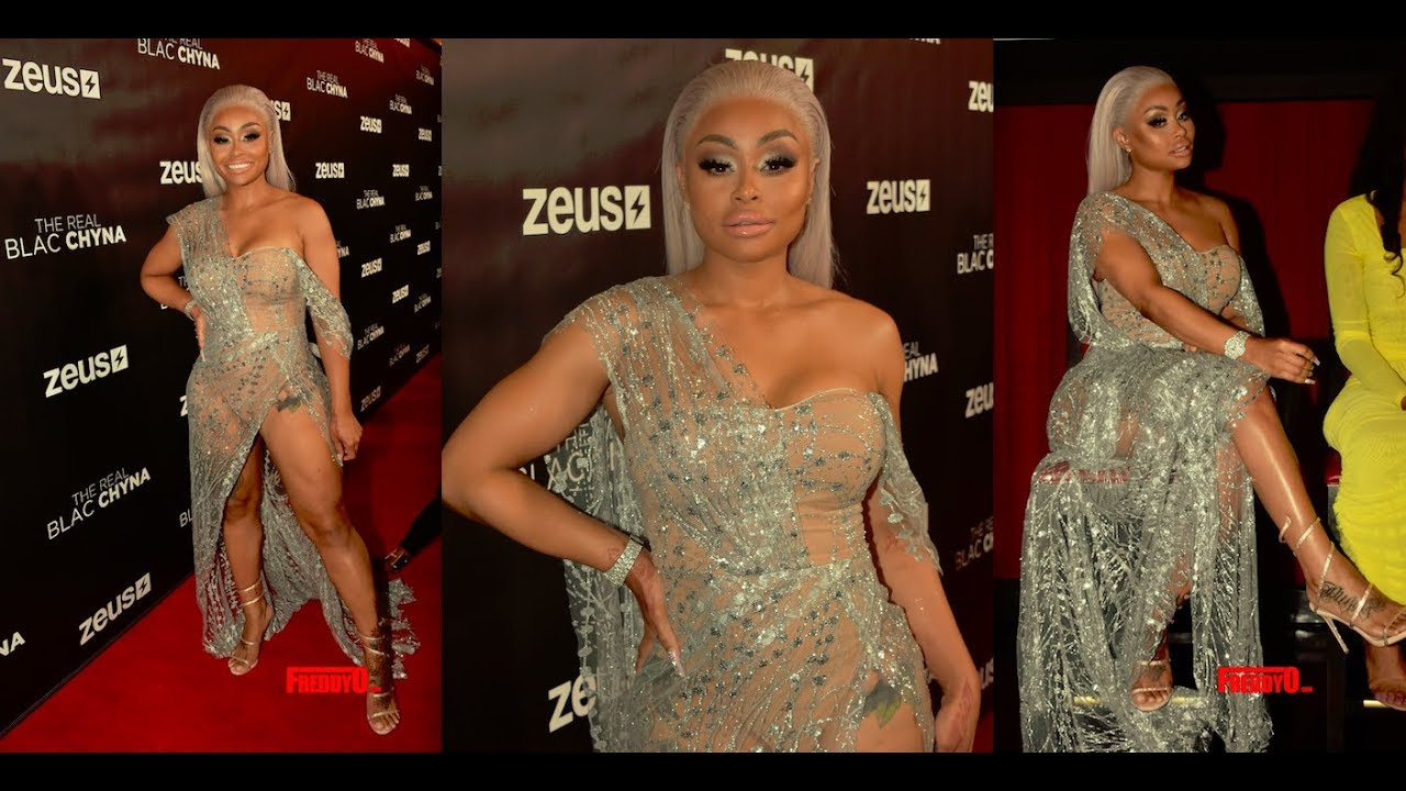 the real blac chyna youtube