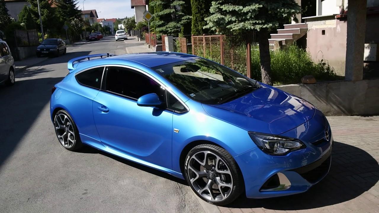 Opel Astra J 2.0 TURBO OPC 280KM - YouTube