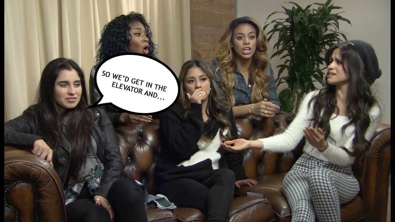 fifth harmony finally reveal what happened in the elevator talk fifth harmony finally reveal what happened in the elevator talk bo on the x factor performing