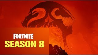 *SEASON 8* Teaser 3 - New Tiger Skin & Volcano? | Fortnite Battle Royale