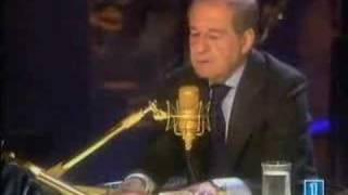 TVE. La Noche de Quintero. Censura a Jose María García