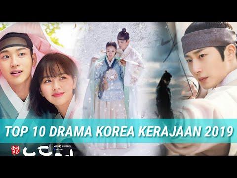 TOP 10 DRAMA KOREA TENTANG KERAJAAN 2019 | Historical Drama Korea 2019| Drama Korea Tentang Sejarah
