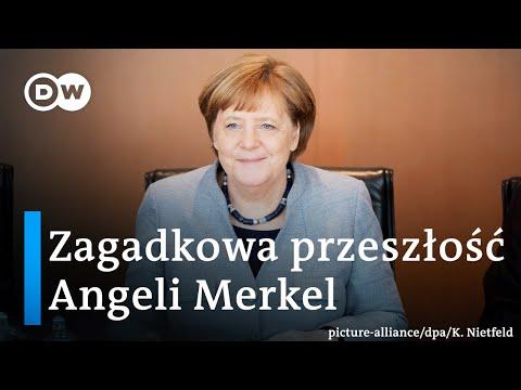 Zagadkowa przeszłość Angeli Merkel