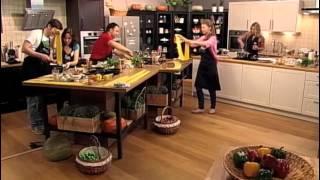 Кулинарные курсы с Юлией Высоцкой - Сезон 2 Выпуск 12
