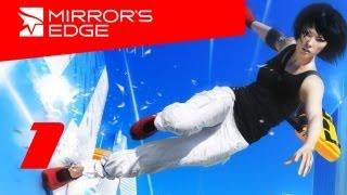 Mirrors Edge прохождение с Карном. Часть 1(Прохождение Mirrors Edge - отличной, интересной и красивой action-adventure игры с видом от первого лица. Выражаю благода..., 2012-09-23T06:53:49.000Z)