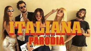 J-Ax & Fedez - Italiana [PARODIA] - PanPers