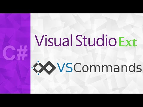 [C#] VSCommands - Visual Studio 2015 Extensions | Downloading, Installing & Uninstalling