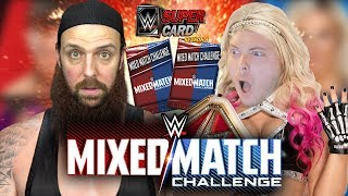 LOSER DELETES PACK Mixed Match Challenge Pack 4 Pack WWE SuperCard Season 4