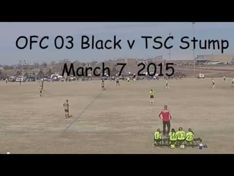 OFC 03 Black vs TSC Stump