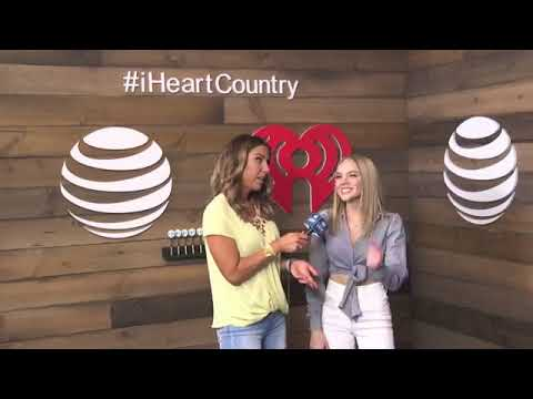 Danielle Bradbery - iHeartCountry Fest interview