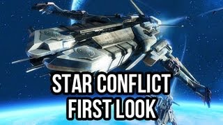 Star Conflict (Free MMO Shooter): Watcha Playin'? Gameplay First Look