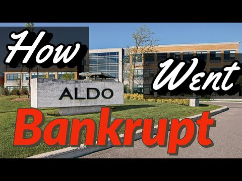 How ALDO Group Went Bankrupt