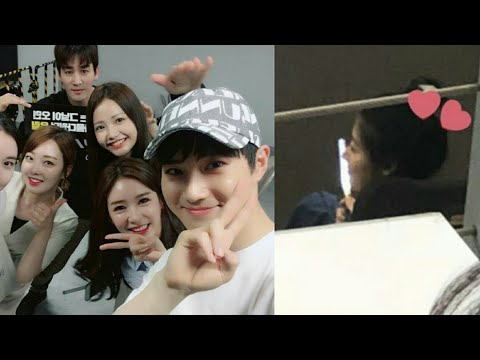 Do Kyung Soo ♥ Nam Ji Hyun ~ behind the scenes moments part II from YouTube · Duration:  3 minutes 59 seconds