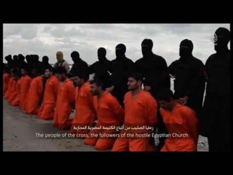 Coptic Christan Martyrs: We'll Never Forget