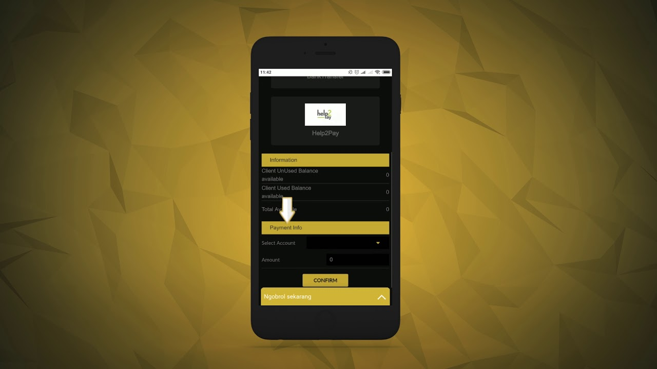 How to Withdraw on BetDeal.com Mobile version - YouTube