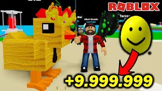 ZBIERAMY 9,999,999 JAJEK | ROBLOX #admiros