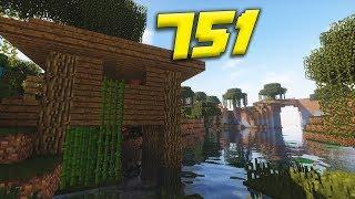Minecraft ITA - #751 - Witch Hut