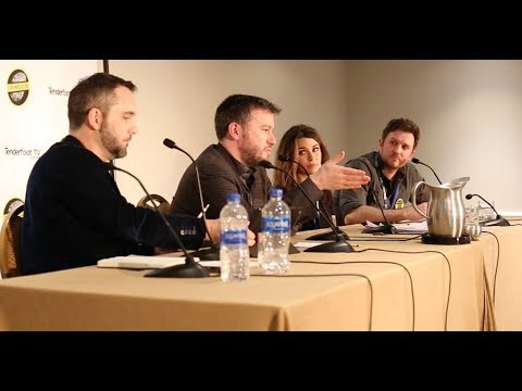 77: Live at Crime Con '18 with Maggie & Renner