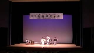 第38回 犬山市芸能部 発表会  民謡 洋山会 (杉山洋子 先生)