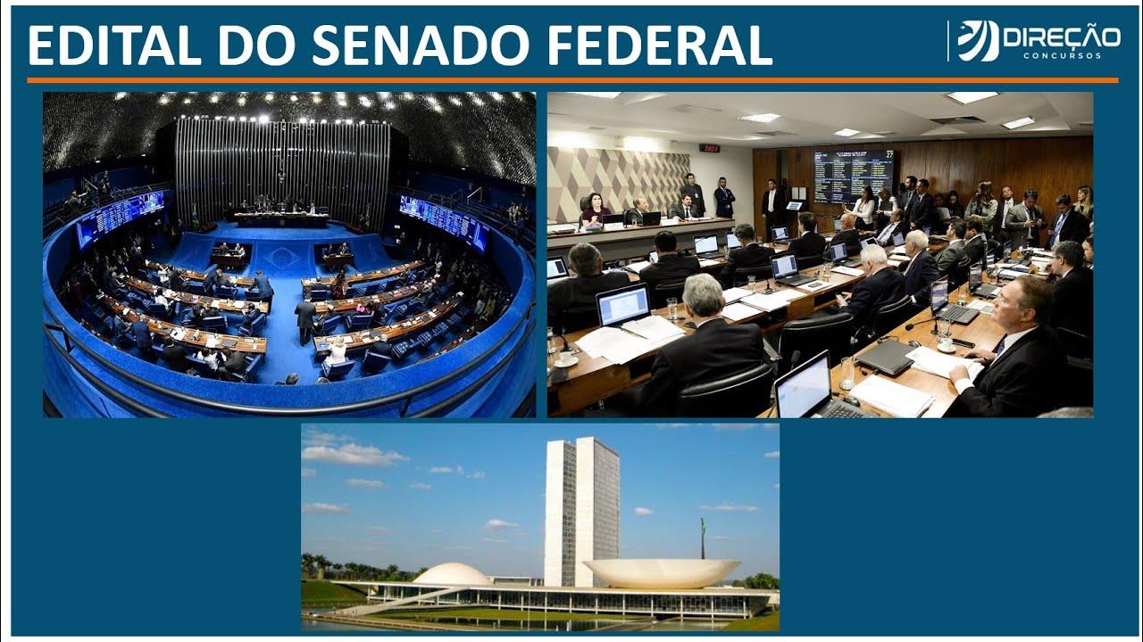 URGENTE - BANCA DO CONCURSO SENADO - APENAS 3 SOBRARAM