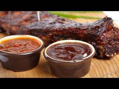 Как приготовить соус к мясу гриль | How to cook the sauce to the meat grill
