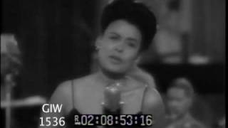 Watch Lena Horne The Man I Love video
