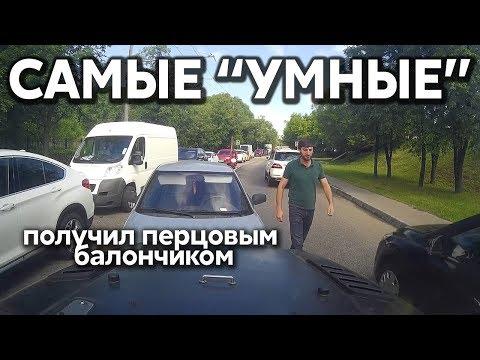 """Подборка САМЫХ """"УМНЫХ"""" водителей #273"""