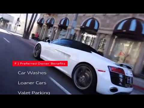 Audi Beverly Hills Preferred Owner Benefits YouTube - Audi beverly hills car wash