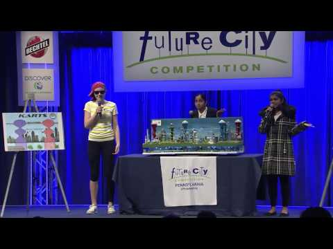 2017 Future City Finals Pennsylvania (Philadelphia)