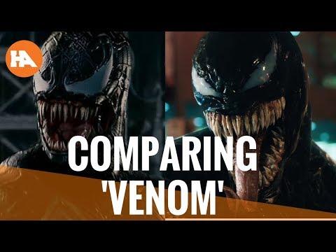 Comparing Tom Hardy's Venom to Sam Raimi's Venom (2007) streaming vf