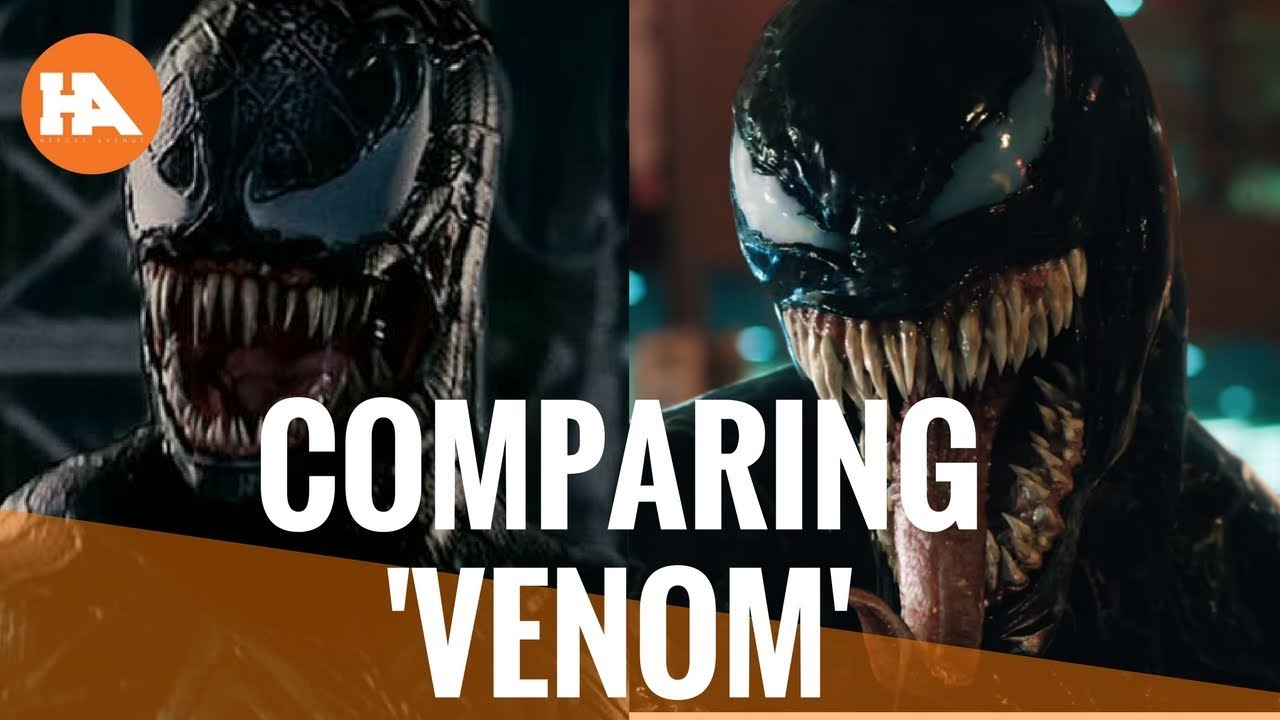 Comparing Tom Hardy's ...