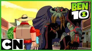 Ben 10 | Vilgax's Warning | Cartoon Network