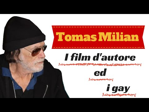 Tomas Milian - I film d'autore ed i gay (BY MYSTYLE)