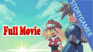 Mega Man Legends Full Movie All Cutscenes