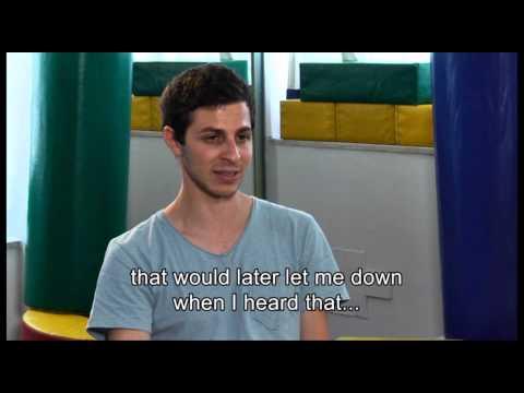Gilad Shalit Special Interview to SHALVA - הראיון המיוחד של גלעד שליט לשלוה