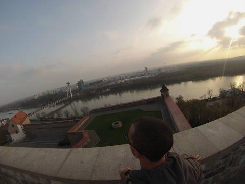 Backpacking Europe 2014 (3/7): Bratislava, Slovakia