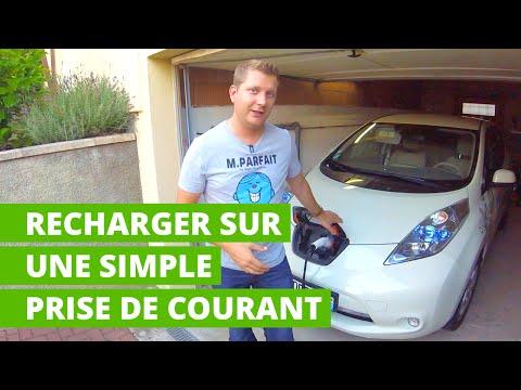 Recharger une voiture électrique sur des millions de prises de courant !