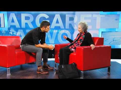 Margaret Atwood Talks Gender Bias, Teaching and Canadian Literature
