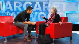 Margaret Atwood Talks Gender Bias, Teaching and Canadian Literature