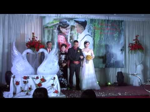 The wedding of Bạch Vỹ ♥ Cam Ly (Part 3)